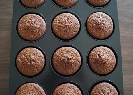 05 Whiskey Cupcakes