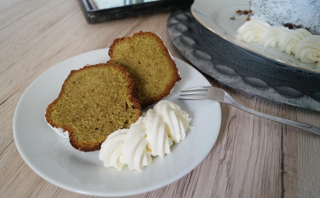 10 Matcha Osterlamm mit Zitronencreme