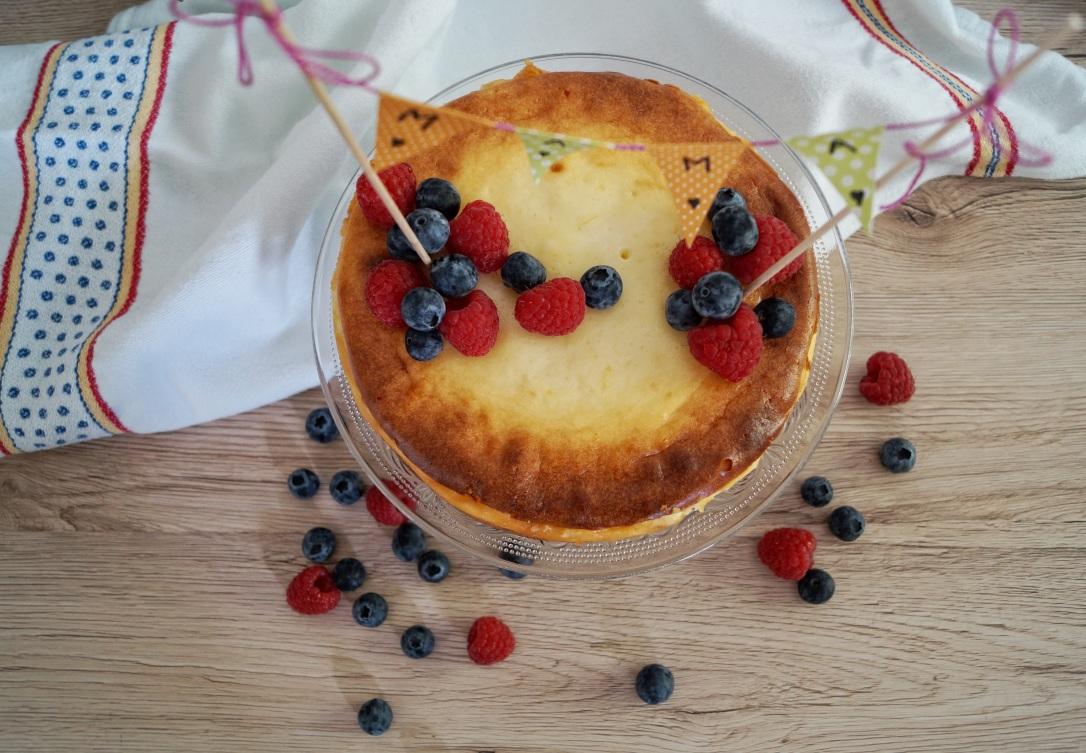 12 Fertiger Cheesecake