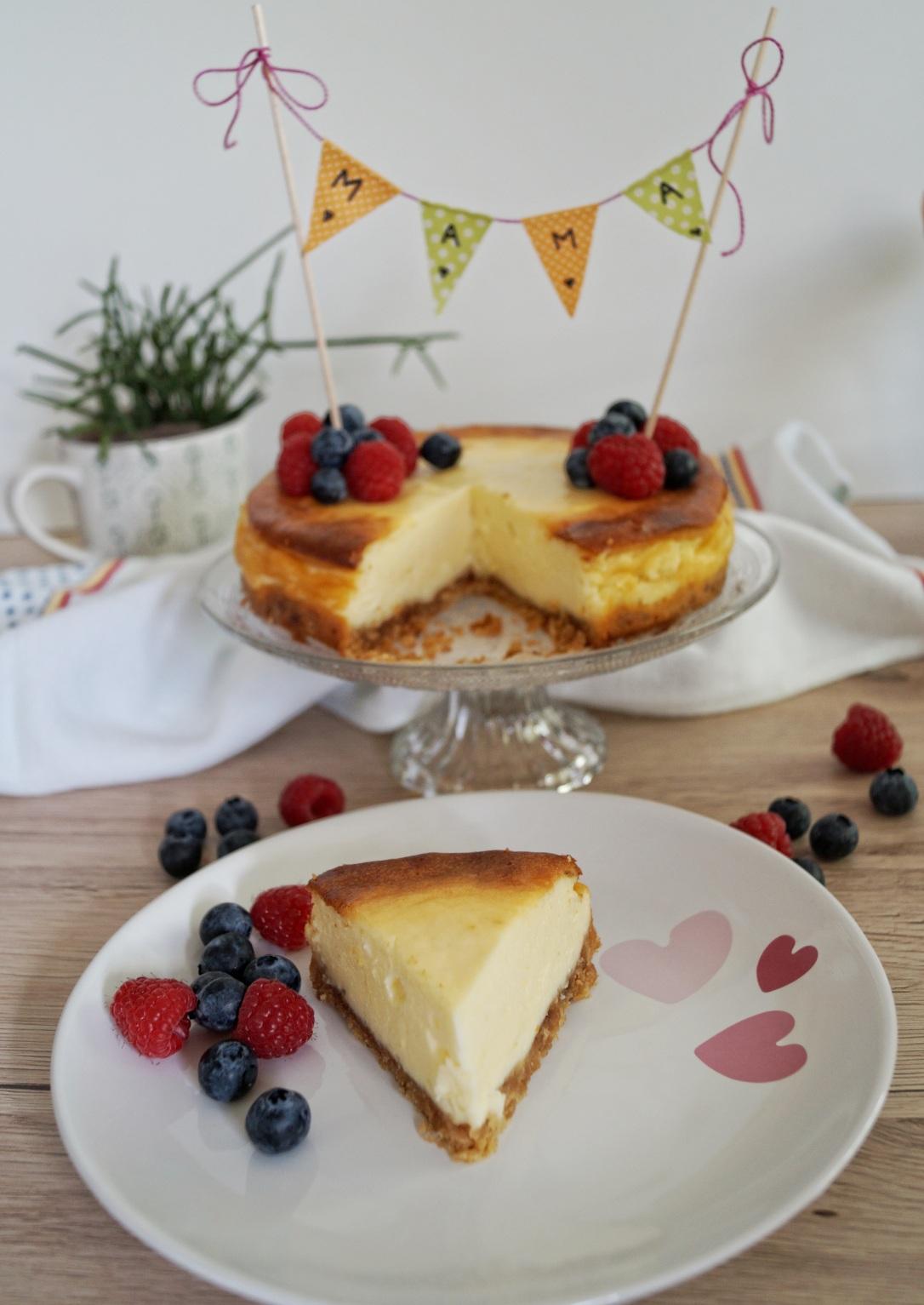 13 Fertiger Cheesecake