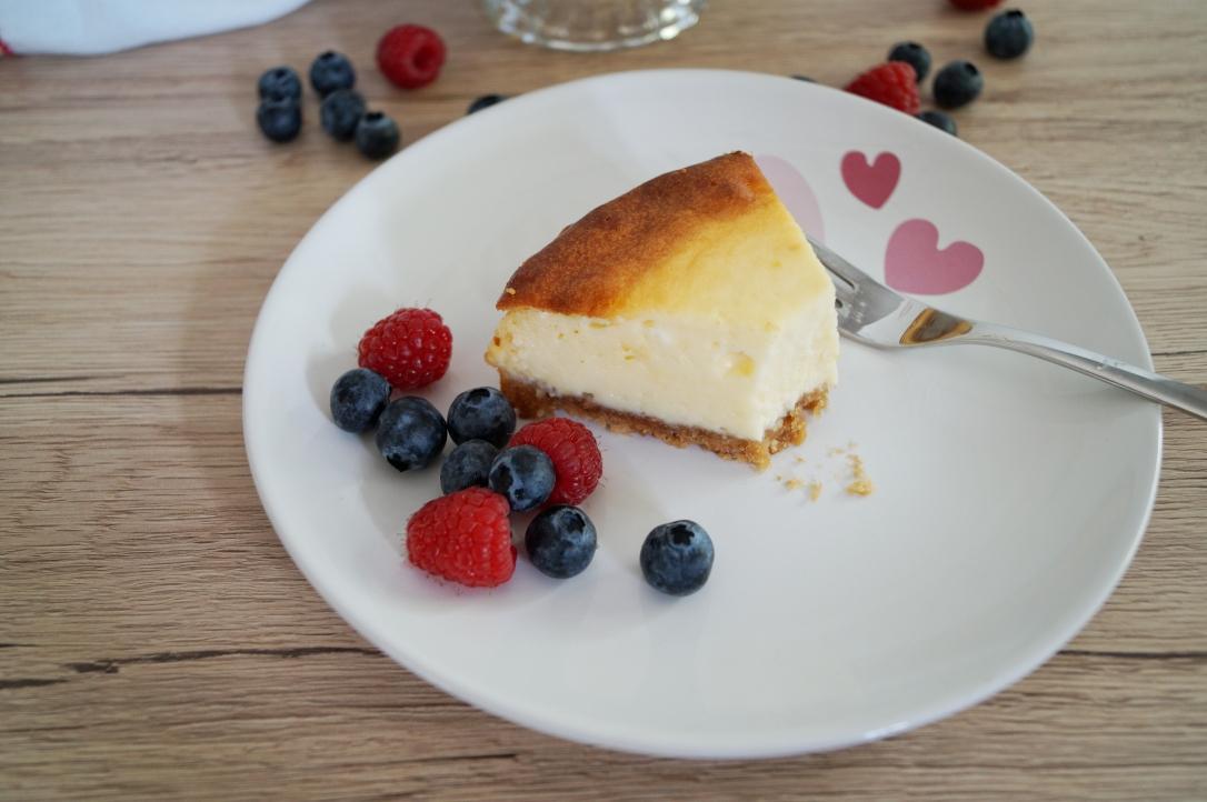 14 Fertiger Cheesecake