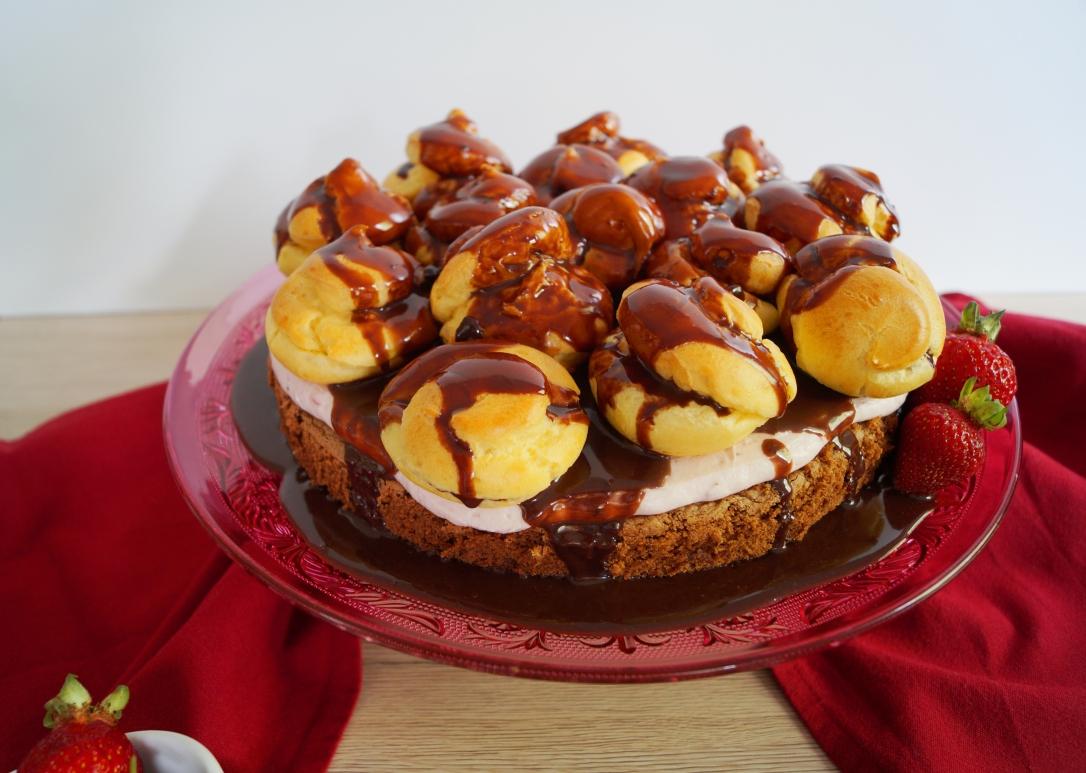 17 Fertige Torte