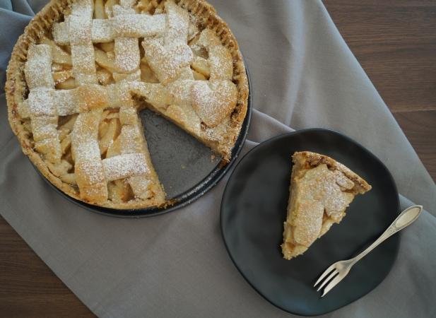 03 Birnen_Mandel Pie