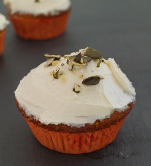01 - Kürbismuffins-Pumpkin-Spice-Muffins