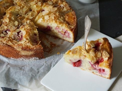 03_Erdbeer Mandel Kuchen