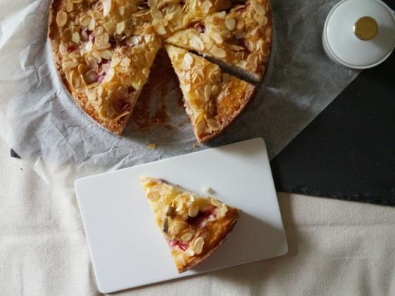05_Erdbeer Mandel Kuchen