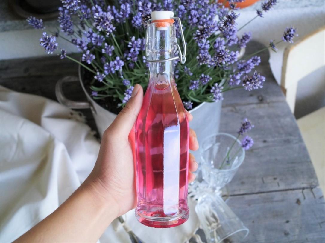06_Lavendelsirup
