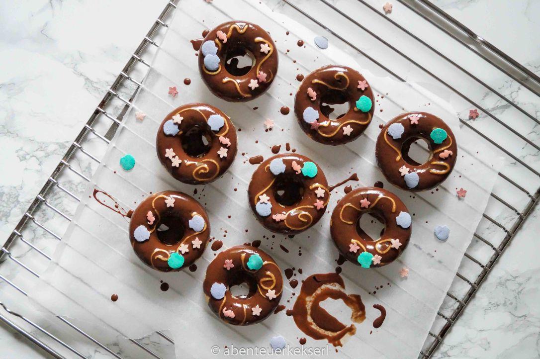 Meerjungfrau Schoko Donuts (3 von 5)
