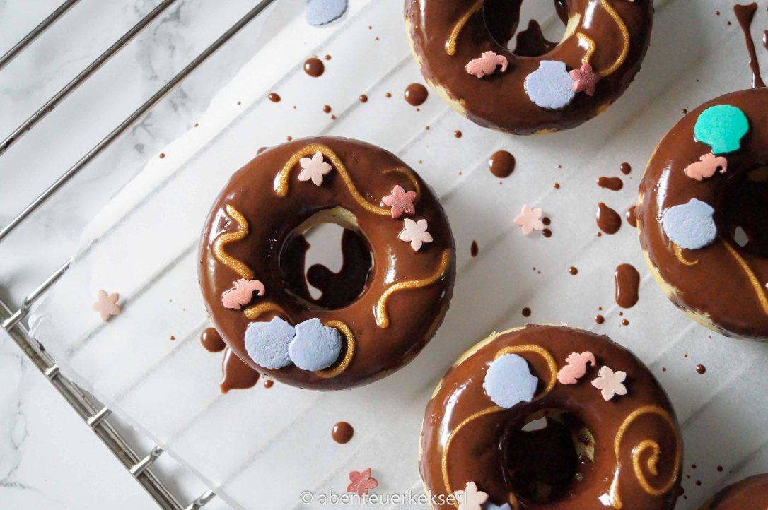 Meerjungfrau Schoko Donuts (5 von 5)