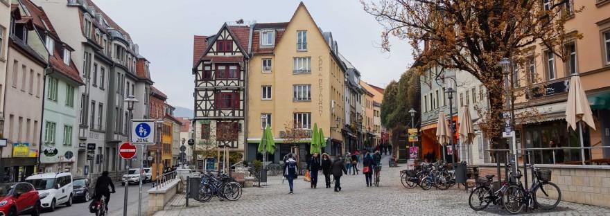 Unterwegs in Jena, Deutschland_title
