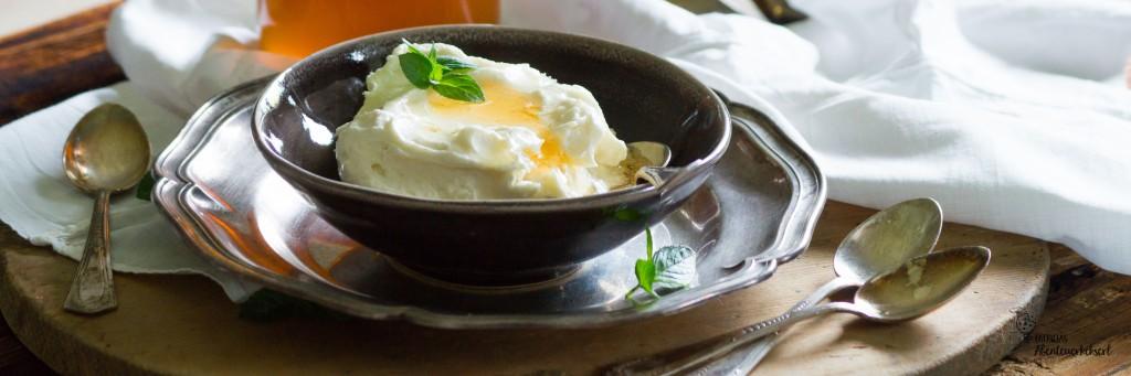 Nuies Schmalz (Neues Schmalz) - Die Süßspeise aus dem Ötztal