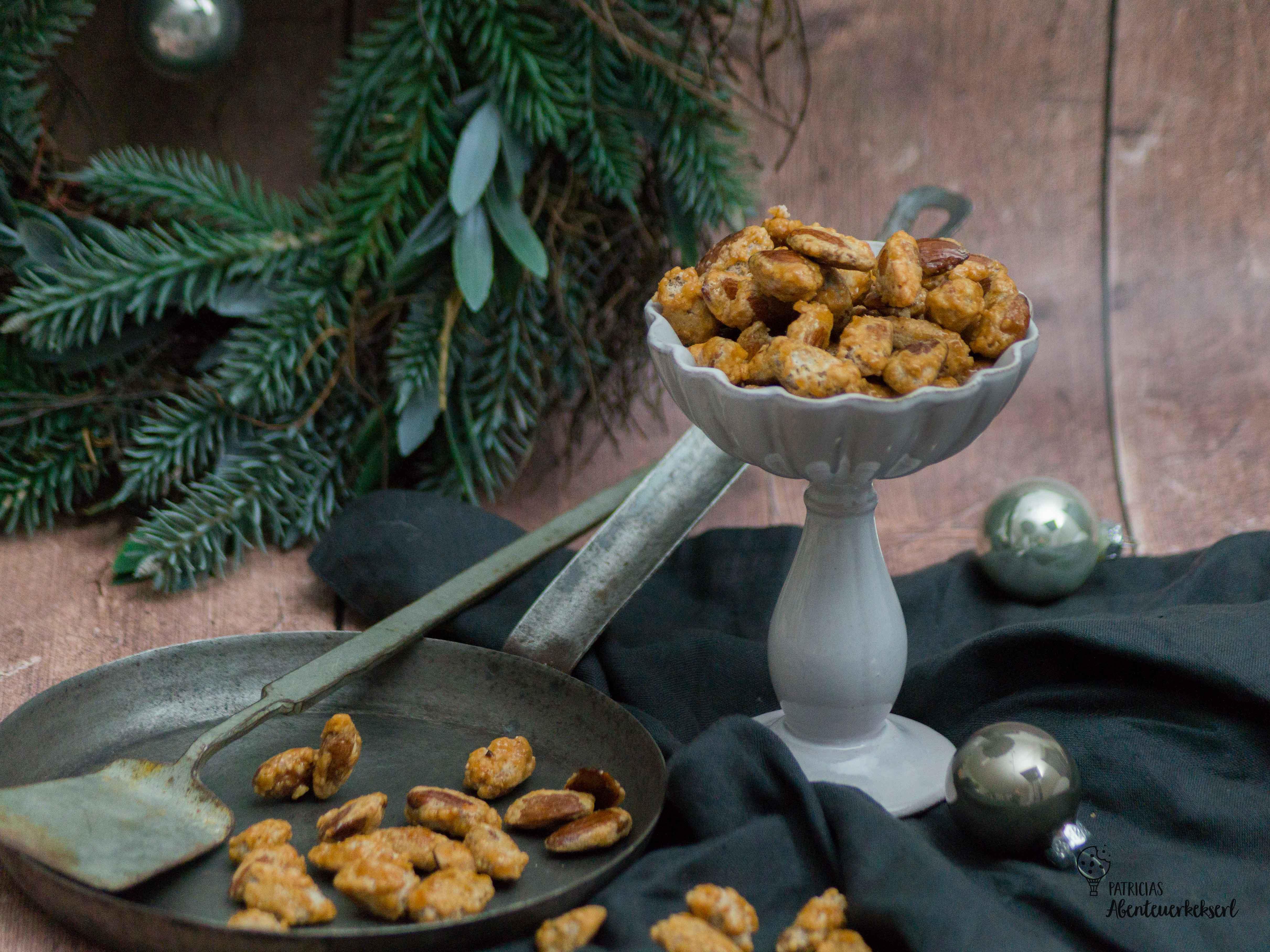 Gebrannte Mandeln - DIY Adventmarkt