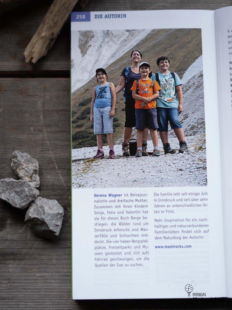 """Naturzeit mit Kindern """"Rund um Innsbruck"""""""